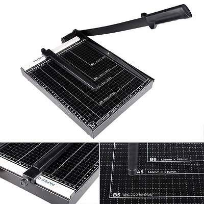 Professional Heavy Duty A4 Paper Cutter Trimmer Machine Home Office