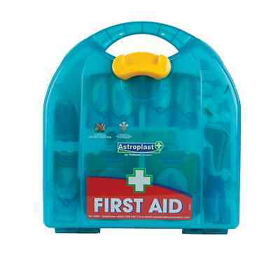 Wallace Cameron Contemporary First Aid Kit - Blue 1-10 Persons - Fast Despatch