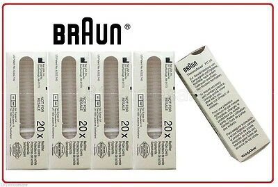 200 Lens Filter Caps Replacements for Braun ThermoScan 5 IRT6520-3020 PC200 LF40