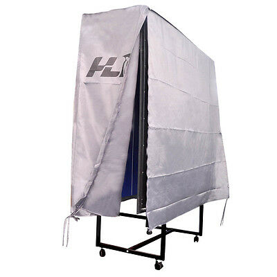 HLC Waterproof Protective Folding Table Tennis Table Cover with Zipper Outdoor