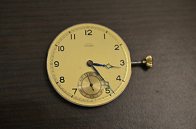 Movement Pocket watch  LA ROCHETTE  for parts - balance OK