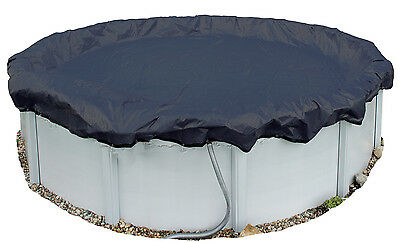 18 foot Round Above-Ground Pool Winter Cover 8 Yr.