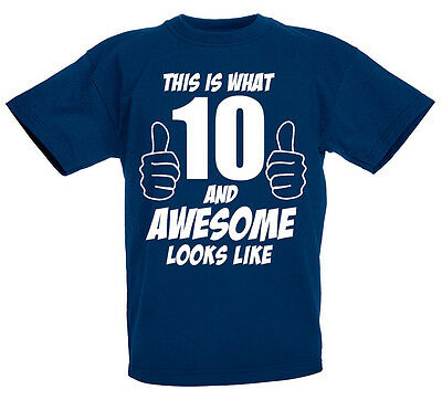 10 AND AWESOME