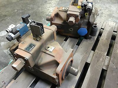 Brueninghaus Hydromatic (Bosch-Rexroth) AA4VSO125E01/30R Open-Loop Piston Pump