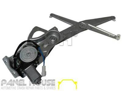 VT VX VY VZ Commodore LH Front NEW Replacement Window REGULATOR & Electric MOTOR