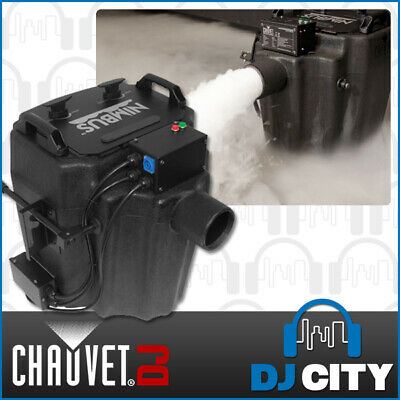 NIMBUS CHAUVET PRO DRY ICE MACHINE LOW LYING FOG MACHINE LOW SMOKE - DJ City ...