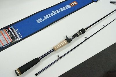 Major Craft BASSPARA 2 piece rod #BPC-632M