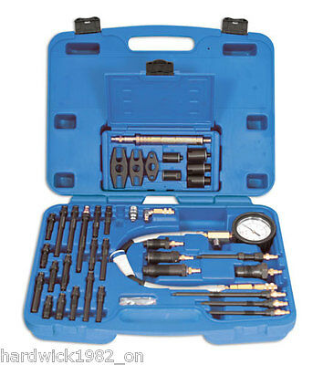 Professional Diesel Engine Compression Master Test Tester Tool Kit