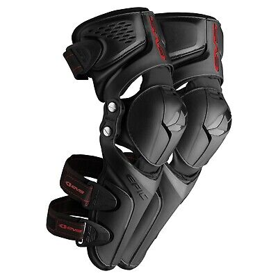 Evs Epic Knee Pads Guards Motocross Enduro Adult Universal Black