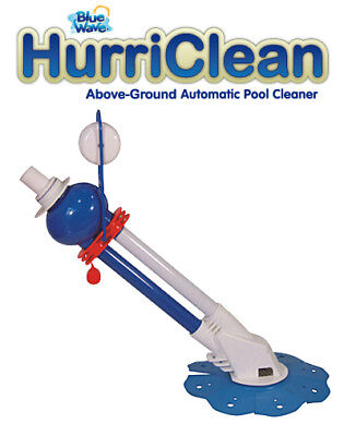 Hurriclean Above Ground Pool Suction Cleaner