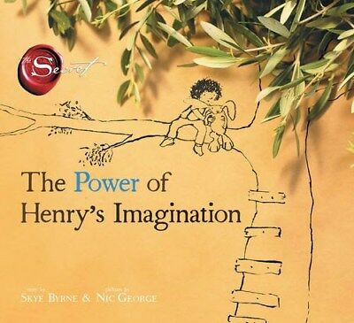 The Power of Henry's Imagination by Skye Byrne (New Hardback Book)