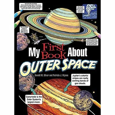My First Book About Outer Space Wynne Dover Publications Inc. Pap. 9780486783291