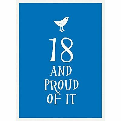 18 and Proud of it Summersdale Hardback 9781849536905