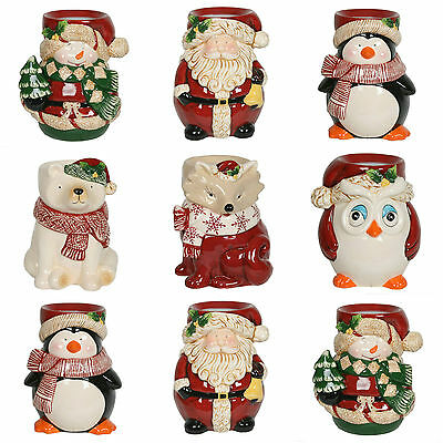 Village Candle - Christmas Wax Melt / Oil Burners - Mulltiple Designs Available