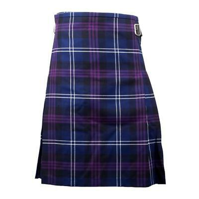 Gents' Quality 5-Yard Party Fun Kilt - Heritage Of Scotland - Size 28-30""