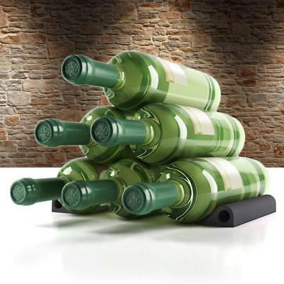 The Wedge Bottle Stacker - Friedge Drinks Cans Space Saver Beer Wine
