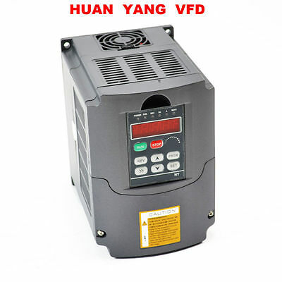 Ce 4Kw 220V 5Hp  Variable Frequency Drive Vfd Inverter Machine