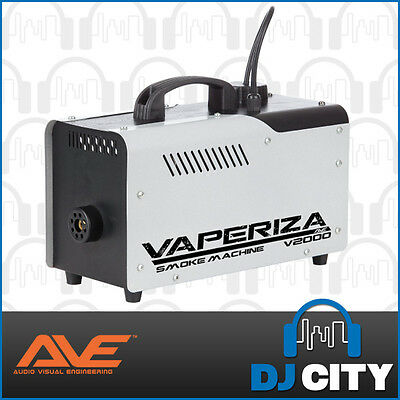 Fog Smoke Machine Fogger 2000 Watt  AVE Party Club Disco DJ Effect Includes S...