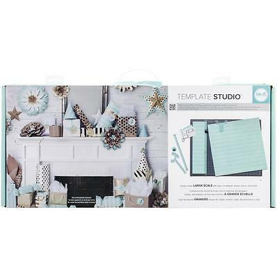 we r memory keepers  Template studio board starter set kit boxes bags etc