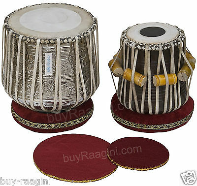 Dhama Jori/maharaja/brass Dhama/drums/sheesham Wood Dayan/tabla/puddis/heavy/ebg