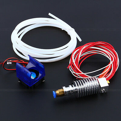 Brand New 3D Printer J-head Hotend Extruder Nozzle-0.4mm filament-1.75mm RepRap
