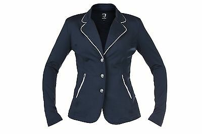 New Horka Navy Ladies Stretch Softshell Compeitition / Show Jacket