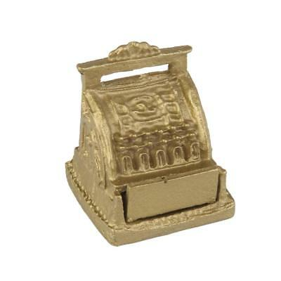 Retro Cash Register~Dollhouse Miniature Shop Accessory~Vintage Collection
