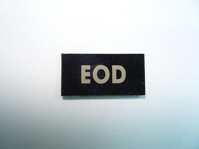 """EOD IR PATCH MB ON TAN 4 1//4/"""" X 2 1//8/"""" COLL#283 WITH VELCRO® BRAND FASTENER"""
