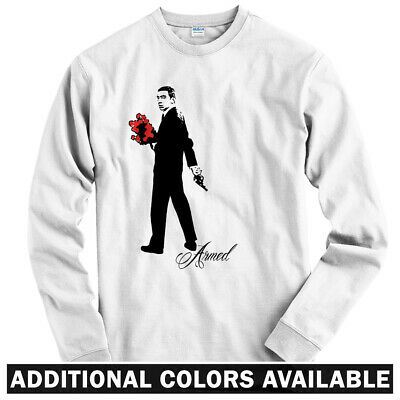 Armed Long Sleeve T-shirt LS - Music Gainsbourg French Pistol Love - Men / Youth