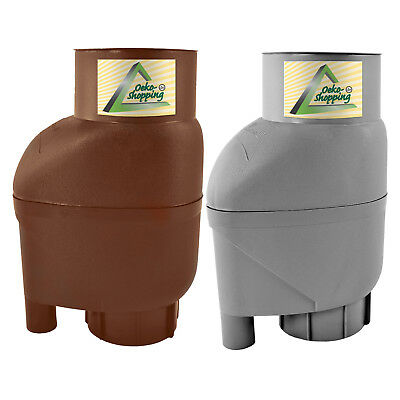 Rainwater Collector Collector Filling Machine Downpipe Filter Rain Barrel Barrel