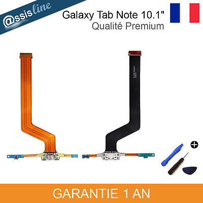 Nappe Flex Connecteur De Charge Usb Samsung Galaxy Note 10.1 Sm-P600 P601 P605