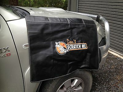 GUARD AND FENDER COVER WITH BUILT IN MAGNETIC STRIP postage the same for 1 or 2