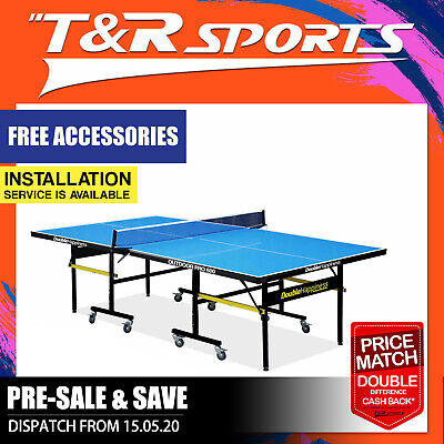 OUTDOOR PRIMO Triumph 188 Table Tennis / Ping Pong Table Free Accessory