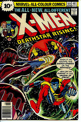 X-Men #99 1976 Stunning HIGH GRADE VFN+