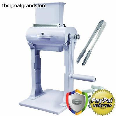 Meat Cuber & Tenderizer Commercial Machine Weston Kitchen Cooking Buthcer Home