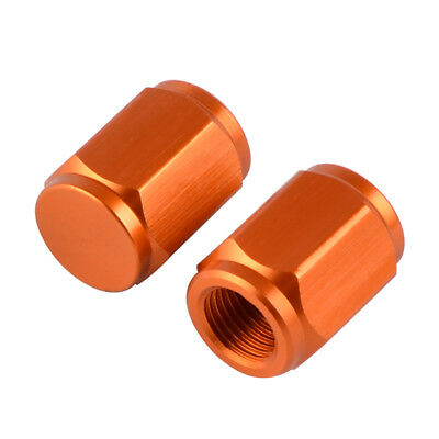 CNC Aluminum Tire Valve Stem Caps Fit KTM SX SXF XC EXC Duke SM Enduro Adventure