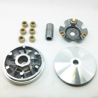 GY6 110 125 150cc Scooter Moped ATV GO KART Roller FAN clutch Variator engine