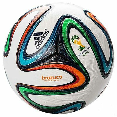Adidas Brazuca Official Soccer Match Ball | Fifa World Cup 2014 Replica