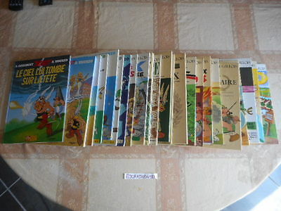 Eldoradodujeu > Bd - Lot Collection  25 Albums Asterix - Dargaud/rene 24 Eo !!!!