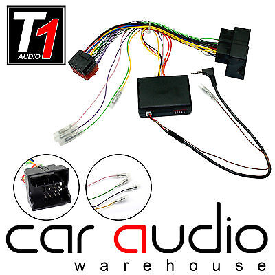 Mercedes C Class 2005-2007 PIONEER Car Stereo Steering Wheel Interface Adapter