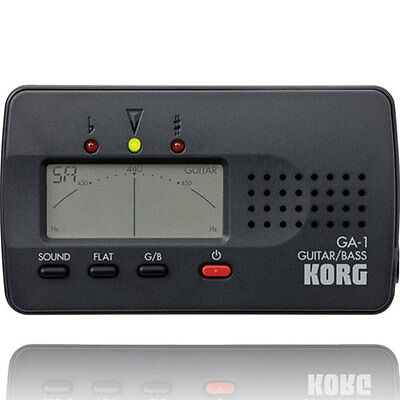 Korg GA-1 Guitar and Bass Solo Tuner