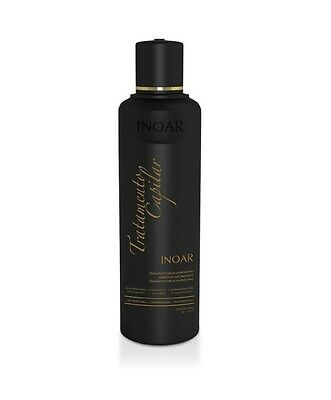 Inoar Moroccan Brazilian Keratin Treatment Blow Dry Hair Straightening 250 Ml
