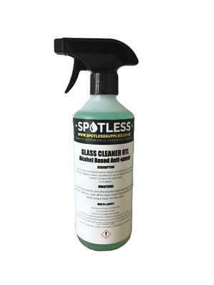 250ml Glass Cleaner Rain Repellent Car Truck Used By Professionals & Detailers