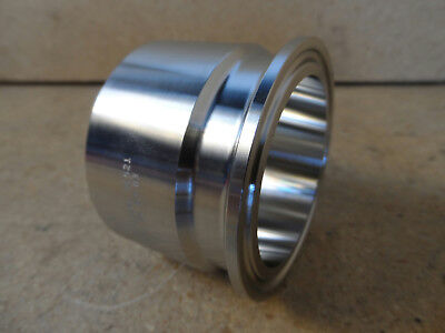 T316L Sanitary Pipe Clamp Fitting Stainless Steel New