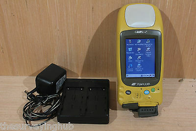 Topcon GMS-2 dual-constellation small hand-held GPS receiver