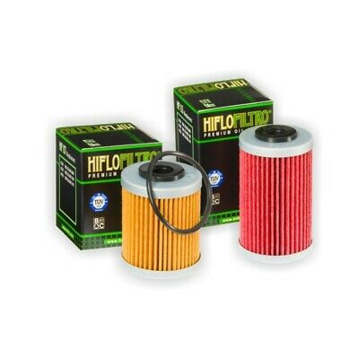 Hi-Flo Oil Filter For Ktm 525Smr 525Exc 525Sx 525Mxc 525Xc 525Xc-W 540Sxs