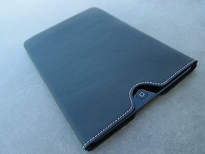 Sony Xperia Z4 Tablet Leather Bag black Case Case Cover DESIRED ENGRAVING