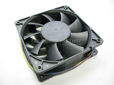 Bitmain Antminer S4 4 PINS 4500 RPM 120x120x38mm Replacement Fan