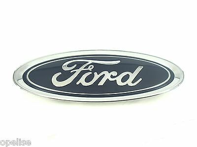 Genuine New FORD BONNET BADGE Front For Fiesta 2013+ Focus 2014+ Courier 2014