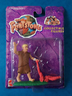 Mini Figure - THE FLINTSTONES - COLLECTIBLE FIGURE - Mattel 1993 Unopened